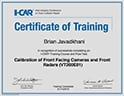 I-CAR Technician Certificate